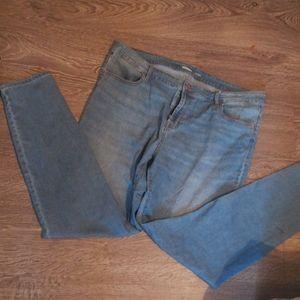 16 tall super skinny jeans